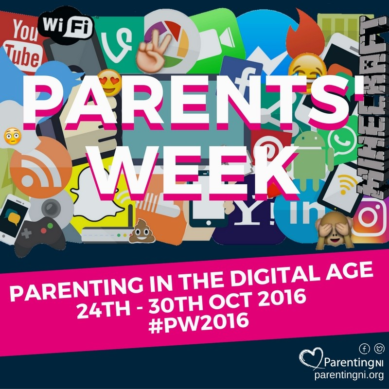Parents Week logo 2016
