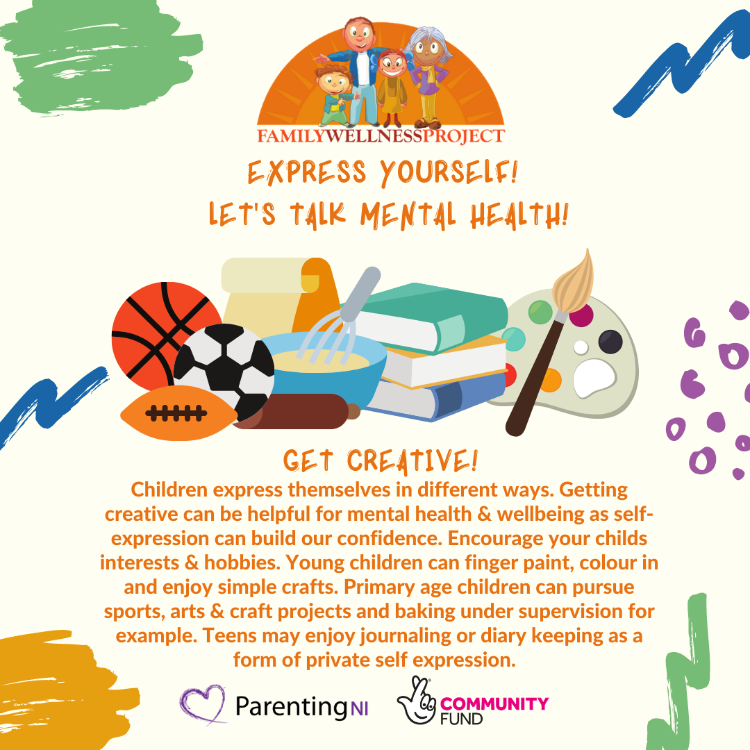 Children's Mental Health Tips