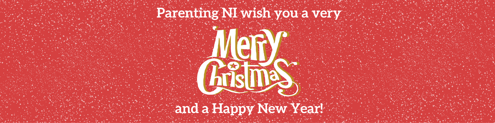 Merry Christmas from Parenting NI