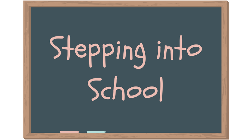 Stepping into School (2)