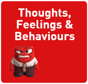 Thoughts, Feelings and Behaviour Button