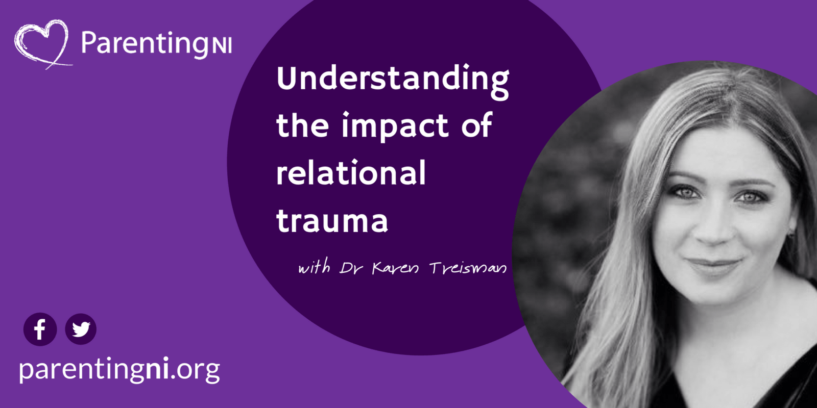 Understanding the Impact of Relational Trauma with Dr Karen Treisman @ Girdwood Community Hub | United Kingdom
